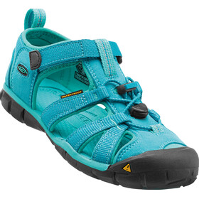 Keen Seacamp II CNX Sandals Kids baltic/caribbean sea